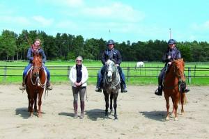 Horsemanshipcenter Unterricht Klaudia Duif