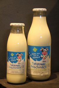 Tietzower Frischmilch